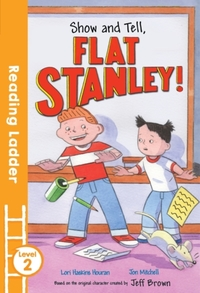 Show and Tell Flat Stanley!
