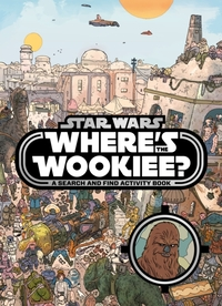 Star Wars: Where's the Wookiee? Search a