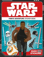 Star Wars Finn's Adventure Sticker Book