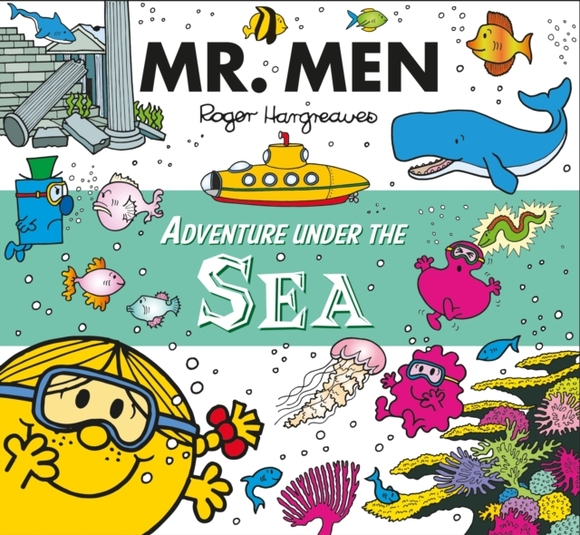 Mr Men Adventure under the Sea
