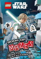 LEGO (R) Star Wars: Book of Mazes (Mazes