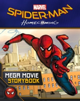 Spider-Man: Homecoming Mega Movie Storyb