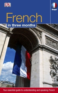FRENCH IN 3 MONTHS CD & BOOK