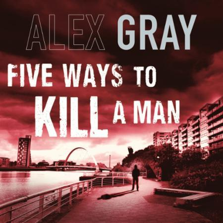 Bilde av Five Ways To Kill A Man: Book 7 In The Sunday Times Bestselling D