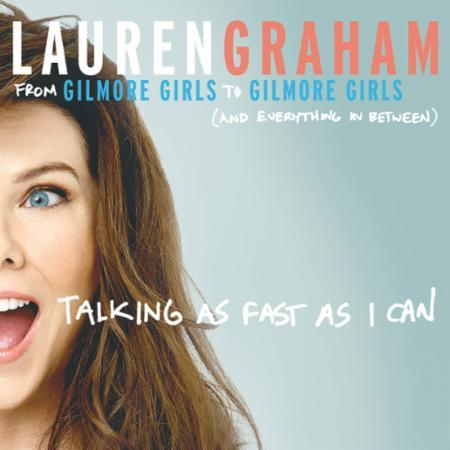 Talking As Fast As I Can: From Gilmore Girls to Gilmore Girls, and