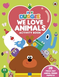 Hey Duggee: We Love Animals Activity Boo