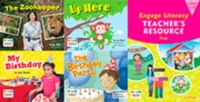 Engage Literacy Pink: Complete Pack Incl