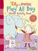 Tilly and Friends: Play All Day Sticker