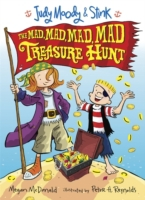 Judy Moody and Stink: The Mad, Mad, Mad,