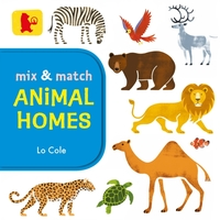 Mix and Match: Animal Homes