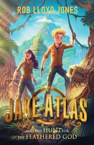 Jake Atlas and the Hunt for the Feathere