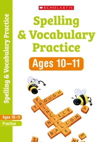Spelling and Vocabulary Workbook (Year 6
