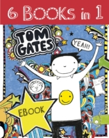 Tom Gates 6 Book Bundle