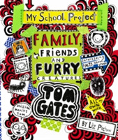Tom Gates: Family, Friends and Furry Cre