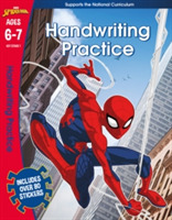 Spider-Man: Handwriting Practice, Ages 6
