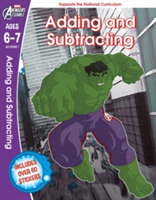The Hulk: Adding and Subtracting, Ages 6