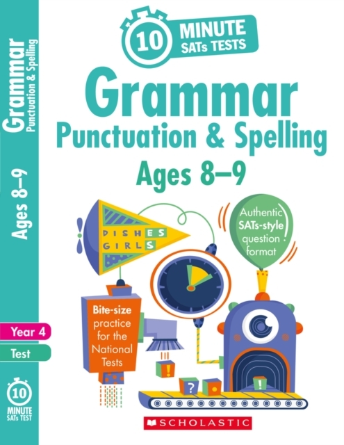Grammar, Punctuation and Spelling - Year