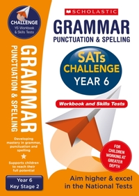 Grammar, Punctuation and Spelling Challe