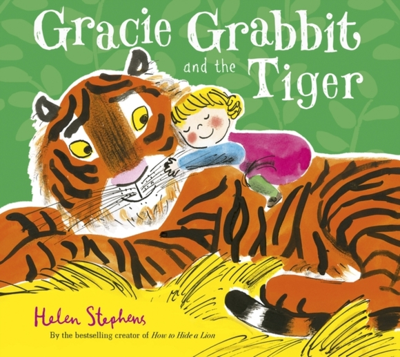 Gracie Grabbit and the Tiger Gift editio