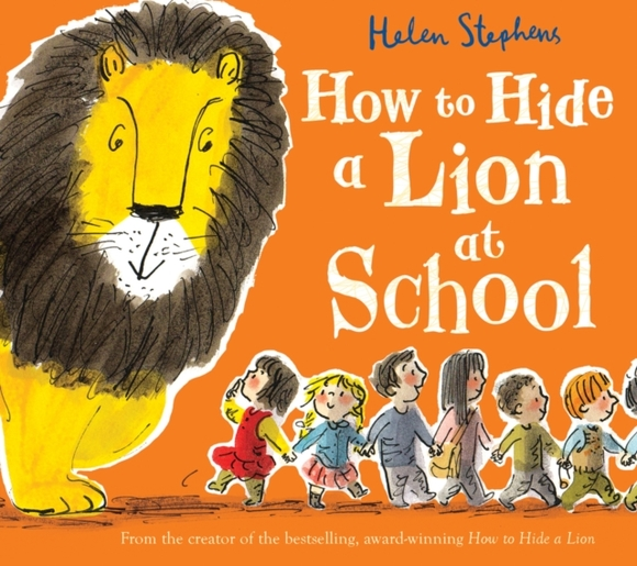 How to Hide a Lion at School Gift editio