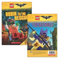 The LEGO Batman Movie: Robin to the Resc
