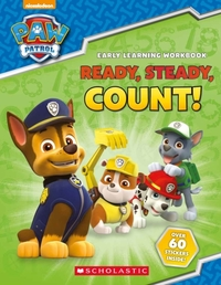 PAW Patrol: Ready, Steady, Count!