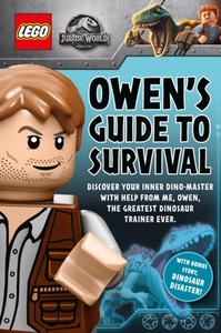 LEGO (R) Jurassic World: Owen's Guide to