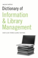 Dictionary of Information and Library Ma