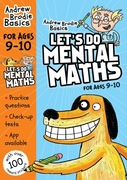 Let's Do Mental Maths for Ages 9-10