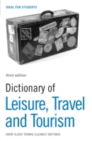 Dictionary of Leisure, Travel and Touris