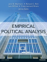 Empirical Political Analysis