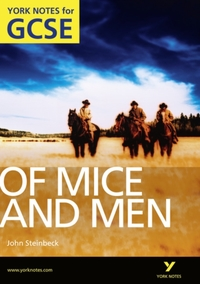OF MICE AND MEN A4 GCSE