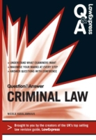 Law Express Question and Answer: Crimina