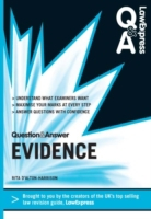 Law Express Question and Answer: Evidenc