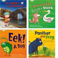 Learn to Read at Home with Phonics Bug: