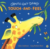 Giraffes Can't Dance Touch-and-Feel Boar