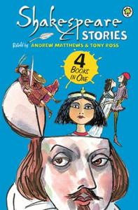 Shakespeare Stories: 4 Books in One