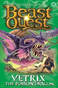 Beast Quest: Vetrix the Poison Dragon