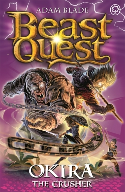 Beast Quest: Okira the Crusher