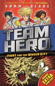 Team Hero: Fight for the Hidden City