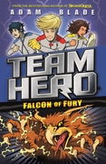 Falcon of Fury: Series 2 Book 3