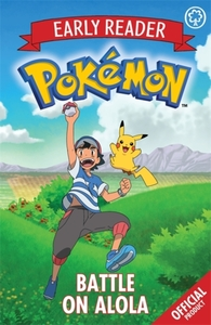 The Official Pokemon Early Reader: Battl