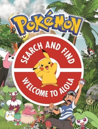 The Official Pokemon Search and Find: We