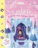 Princess Snowbelle's Activity and Sticke
