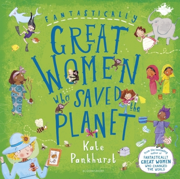 Fantastically Great Women Who Saved the