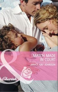 Match Made in Court (Mills & Boon Cheris
