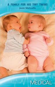 Family For His Tiny Twins (Mills & Boon