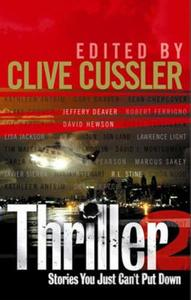 Thriller 2: Stories You Just Can't Put D