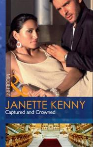 Captured and Crowned (Mills & Boon Moder
