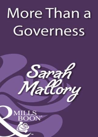 More Than a Governess (Mills & Boon Hist